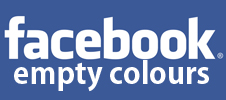 Facebook Page : empty colours